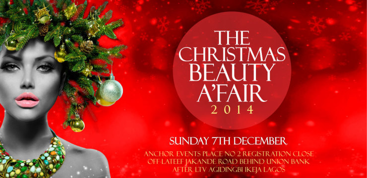 THE CHRISTMAS BEAUTY A'FAIR 2014 (CBA) – CALL FOR PARTICIPATION   NEWS & UPDATES