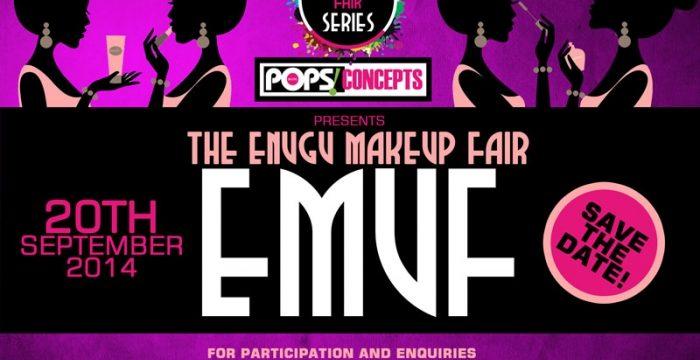 THE ENUGU MAKEUP FAIR (EMUF) – CALL FOR PARTICIPATION 20TH SEPTEMBER, 2014 | NEWS & UPDATES