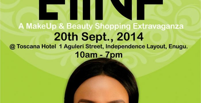 ENUGU GET READY FOR THE FIRST ENUGU MAKEUP FAIR THIS WEEKEND 20TH SEPTEMBER | NEWS & UPDATES