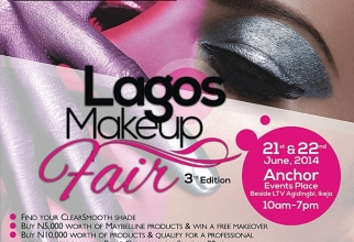 PROFESSIONAL MAKEUP TUTORIAL SESSION WITH MAYBELLINE ARTISTIC DIRECTOR BIMPE ONAKOYA AT LMUF3 | NEWS & UPDATES