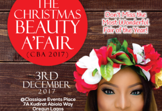 Tick off items from your Christmas Beauty Wishlist at The MOST Wonderful Fair of the year – The Christmas Beauty A'Fair 2017