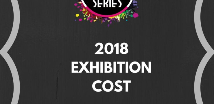 THE MAKEUP FAIR SERIES 2018 Exhibition Cost