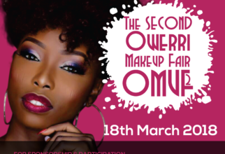 Save the date & Book your Space: The 2nd Owerri MakeUp Fair (OMUF2)
