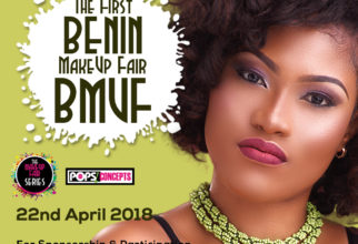 Save the date & Book Your Space : The First Benin MakeUp Fair (BMUF)