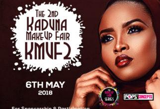 Save the date & Book your Space: The 2nd Kaduna MakeUp Fair (KMUF2)